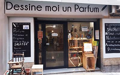 Boutique bien-être à La Ciotat (Bouches-du-Rhône) : Parfum cosmétique et savon | Dessine moi un parfum